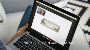 California Closets TV Spot, 'Organize: Free Virtual Design Consultations' - Thumbnail 3