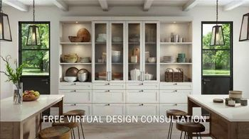 California Closets TV Spot, 'Organize: Free Virtual Design Consultations' - Thumbnail 5