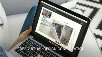 California Closets TV Spot, 'Organize: Free Virtual Design Consultations' - Thumbnail 6