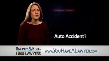 Saiontz & Kirk, P.A. TV Spot, 'Devastating Results' - Thumbnail 1