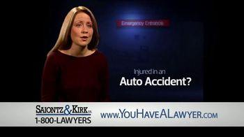 Saiontz & Kirk, P.A. TV Spot, 'Devastating Results' - Thumbnail 2
