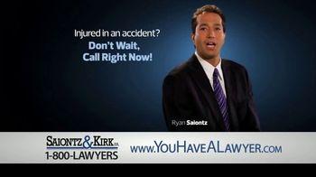Saiontz & Kirk, P.A. TV Spot, 'Devastating Results' - Thumbnail 4
