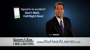 Saiontz & Kirk, P.A. TV Spot, 'Devastating Results' - Thumbnail 5