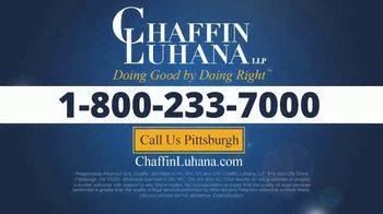 Chaffin Luhana TV Spot, 'Full-Time Heroes' - Thumbnail 9