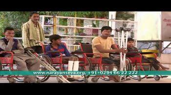 Narayan Seva Sansthan TV Spot, 'Disabled'