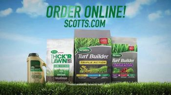 Scotts Turf Builder Thick'r Lawn TV Spot, 'Thin: Order Online' - Thumbnail 9