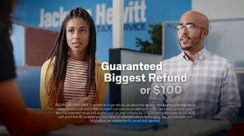 Jackson Hewitt TV Spot, 'Switch and Get $100' - Thumbnail 6