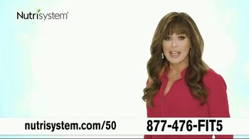 Nutrisystem Personal Plans TV Spot, 'Keep the Weight Off: Save 50 Percent' Featuring Marie Osmond - Thumbnail 1
