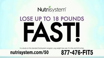 Nutrisystem Personal Plans TV Spot, 'Keep the Weight Off: Save 50 Percent' Featuring Marie Osmond - Thumbnail 3