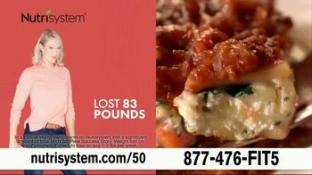 Nutrisystem Personal Plans TV Spot, 'Keep the Weight Off: Save 50 Percent' Featuring Marie Osmond