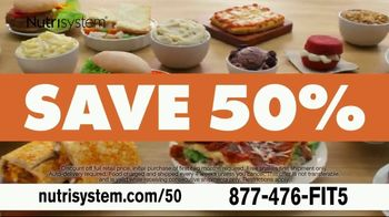 Nutrisystem Personal Plans TV Spot, 'Keep the Weight Off: Save 50 Percent' Featuring Marie Osmond - Thumbnail 6