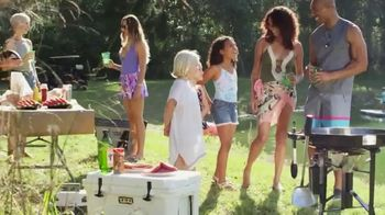 FireDisc Cookers TV Spot, 'Gather 'Round' - 88 commercial airings