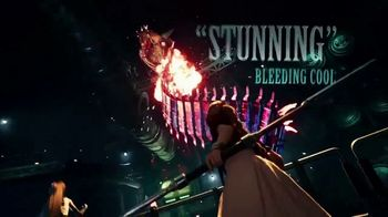 Final Fantasy VII Remake TV Spot, 'Most Hyped Remake' - Thumbnail 5