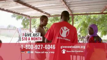 Save the Children TV Spot, 'West Africa Food Shortage: Funding at Risk' - Thumbnail 7