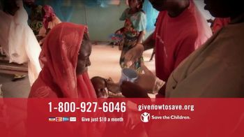 Save the Children TV Spot, 'West Africa Food Shortage: Funding at Risk'