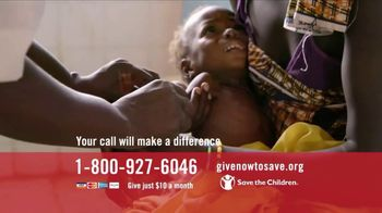 Save the Children TV Spot, 'West Africa Food Shortage: Funding at Risk' - Thumbnail 5