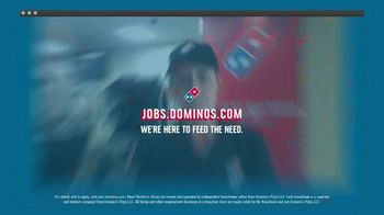 Domino's TV Spot, 'We're Hiring' - Thumbnail 10