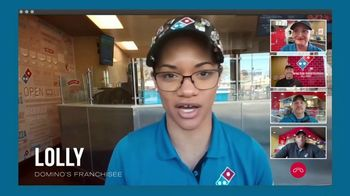 Domino's TV Spot, 'We're Hiring' - Thumbnail 8