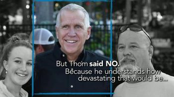 Taxpayers Protection Alliance TV Spot, 'Thom Tillis' - Thumbnail 5