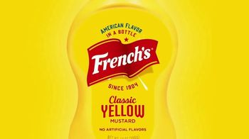 French's Yellow Mustard TV Spot, 'All Yellow' - Thumbnail 9