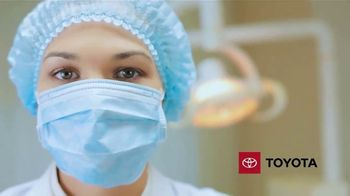 Toyota TV Spot, 'Dear America: Medical Staffers' [T1] - Thumbnail 3