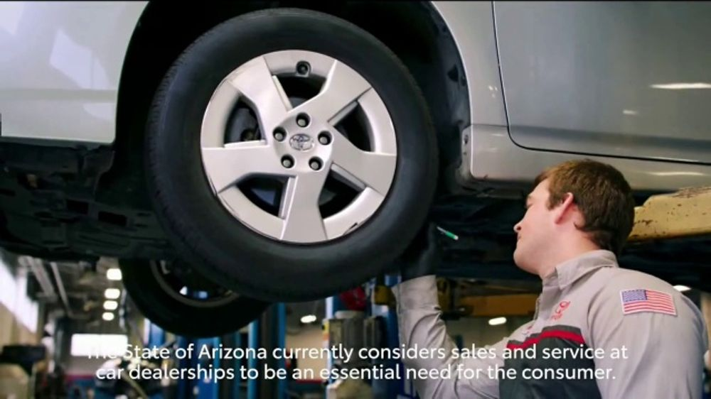 Toyota TV Commercial, 'Here to Help: Road Ready' [T2]