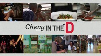 Chevrolet TV Spot, 'In the D: St. Clair Shores' [T2] - Thumbnail 1