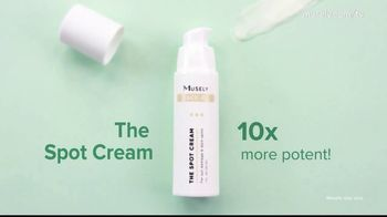 Musely Face-Rx TV Spot, 'The Spot Cream'