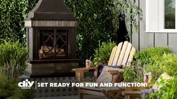 Wayfair TV Spot, 'DIY Network: Outdoor Spaces' - Thumbnail 1