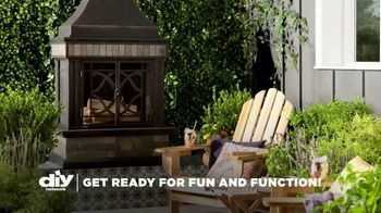 Wayfair TV Spot, 'DIY Network: Outdoor Spaces' - Thumbnail 2