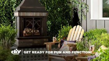 Wayfair TV Spot, 'DIY Network: Outdoor Spaces' - Thumbnail 3