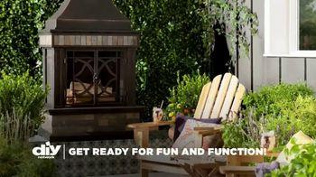 Wayfair TV Spot, 'DIY Network: Outdoor Spaces' - Thumbnail 4