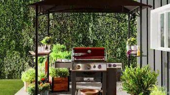 Wayfair TV Spot, 'DIY Network: Outdoor Spaces' - Thumbnail 5