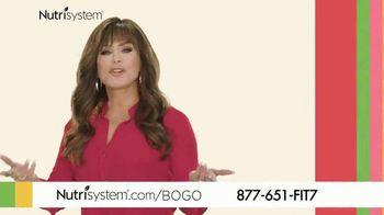 Nutrisystem Personal Plans TV Spot, 'BOGO' Featuring Marie Osmond - Thumbnail 1