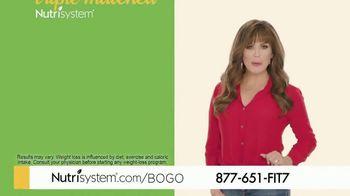 Nutrisystem Personal Plans TV Spot, 'BOGO' Featuring Marie Osmond - Thumbnail 2