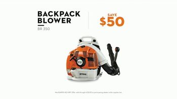 STIHL TV Spot, 'Real STIHL: Chain Saw and Backpack Blower' Song by Sacha James Collisson - Thumbnail 7