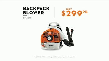 STIHL TV Spot, 'Real STIHL: Chain Saw and Backpack Blower' Song by Sacha James Collisson - Thumbnail 8