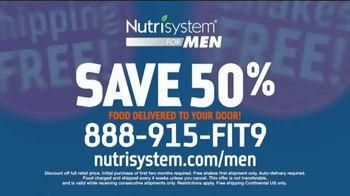 Nutrisystem for Men TV Spot, 'Stuck at Home: Save 50 Percent' - Thumbnail 8
