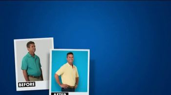 Nutrisystem for Men TV Spot, 'Stuck at Home: Save 50 Percent' - Thumbnail 1