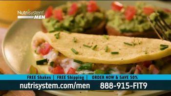 Nutrisystem for Men TV Spot, 'Stuck at Home: Save 50 Percent' - Thumbnail 3