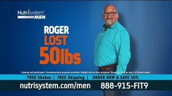 Nutrisystem for Men TV Spot, 'Stuck at Home: Save 50 Percent' - Thumbnail 6