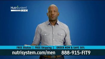 Nutrisystem for Men TV Spot, 'Stuck at Home: Save 50 Percent' - Thumbnail 7