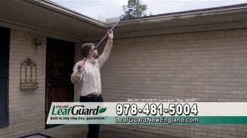 LeafGuard of New England Spring Blowout Sale TV Spot, 'Spring Showers' - Thumbnail 9