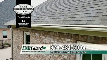 LeafGuard of New England Spring Blowout Sale TV Spot, 'Spring Showers' - Thumbnail 3