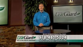 LeafGuard of New England Spring Blowout Sale TV Spot, 'Spring Showers' - Thumbnail 6