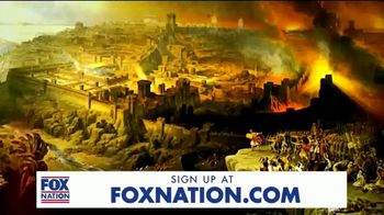 FOX Nation TV Spot, 'Battle in the Holy Land' - Thumbnail 4