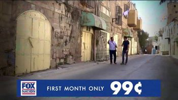 FOX Nation TV Spot, 'Battle in the Holy Land'