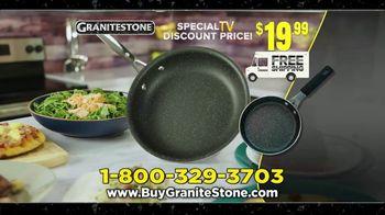 Granite Stone TV Spot, 'No Butter or Oil Needed' - Thumbnail 10