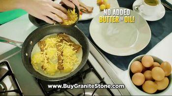 Granite Stone TV Spot, 'No Butter or Oil Needed'