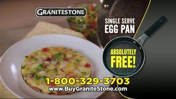 Granite Stone TV Spot, 'No Butter or Oil Needed' - Thumbnail 9